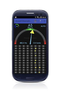 Accord Chromatic Tuner- screenshot thumbnail