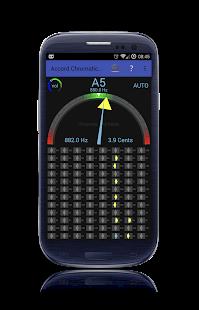 Accord Chromatic Tuner - náhled