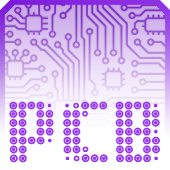 PCB Purple ⁞ CM12 Theme