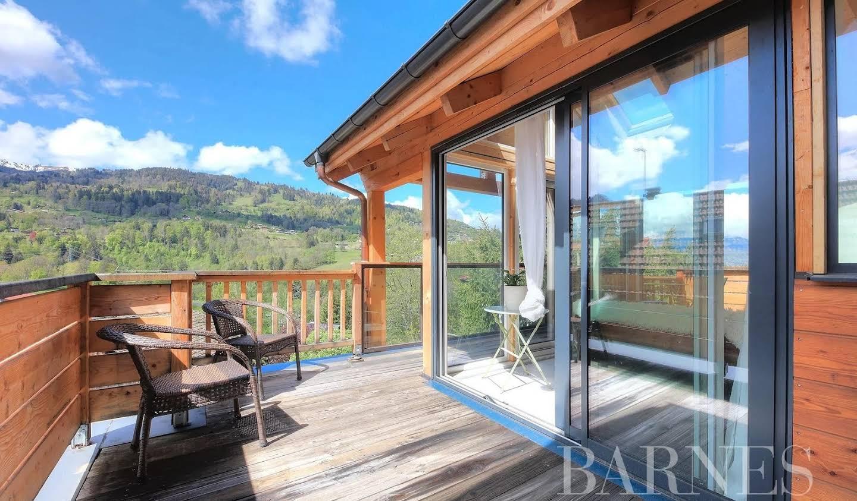 Appartement avec terrasse Saint-Gervais-les-Bains