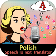 Polish Speech To Text Translator