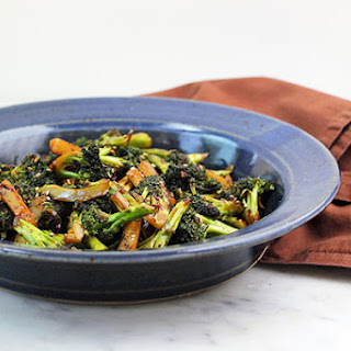 Asian Glazed Broccoli