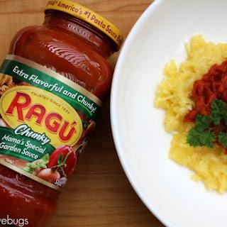 Spinach Meatballs with Parmesan Spaghetti Squash 0