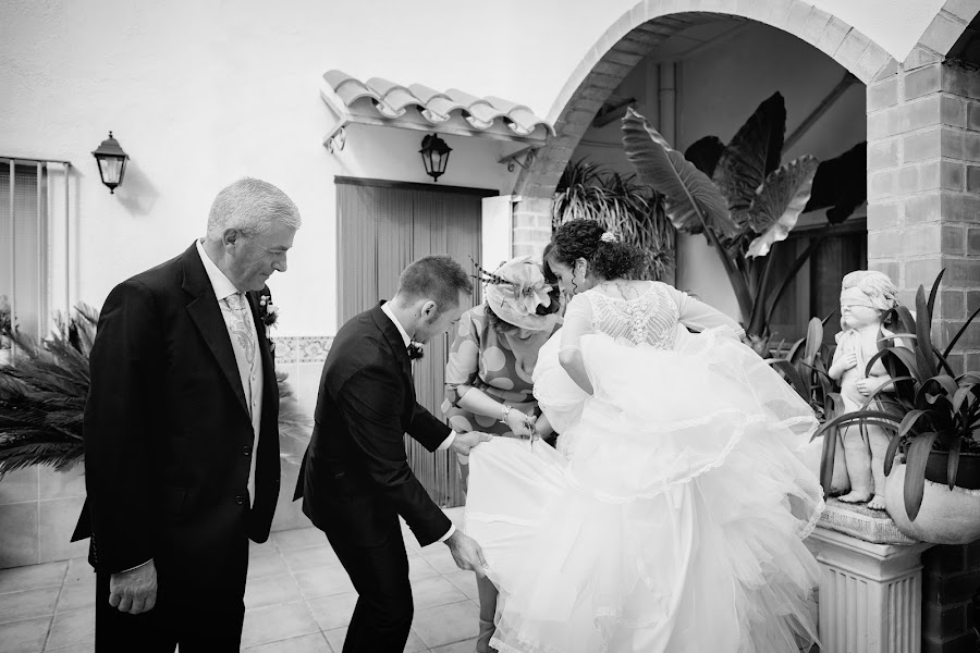 Fotógrafo de bodas Paul Galea (galea). Foto del 07.01.2019