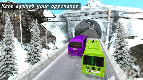 Bus Racing : Coach Bus Simulator 2020 5