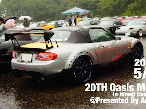 ロードスター NCEC 2011 RS 6MTのカスタム事例画像 Yuki_Katsuyamaさんの2018年05月13日22:33の投稿