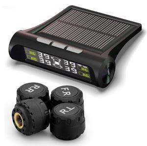 Sistem de monitorizare anvelope, incarcare solara, senzori externi