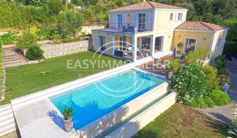 Maison avec piscine Falicon