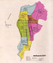 Photo: Peta Kota Makassar sebelum perluasan tahun 1971, luas 21 km2.1. Kec.Makassar; 2. Kec.Bontoala; 3. Kec.Ujung Pandang; 4. Kec.Ujung Tanah; 5. Kec.Wajo; 6. Kec.Mariso; 7. Kec.Mamajang; 8. Kec.Tallo. http://nurkasim49.blogspot.com/2011/12/vi.html