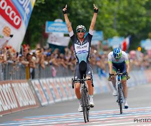 """Iljo Keisse blikt terug op ritzege in Giro: """"Zelfde lied als op begrafenis Wouter Weylandt"""" en """"Het was echt ongelooflijk"""""""