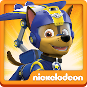 PAW Patrol Pups Take Flight