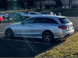 Cクラス ステーションワゴン W205 220dt AMGスポーツP 本革仕様のカスタム事例画像 jyoyanさんの2020年12月02日23:10の投稿