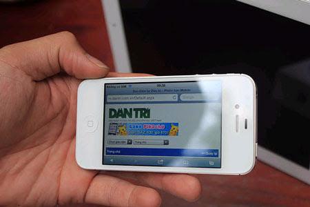 Giá thay ổ cứng iPhone 4, 4s tại MobieCity luôn cạnh tranh trên thị trường