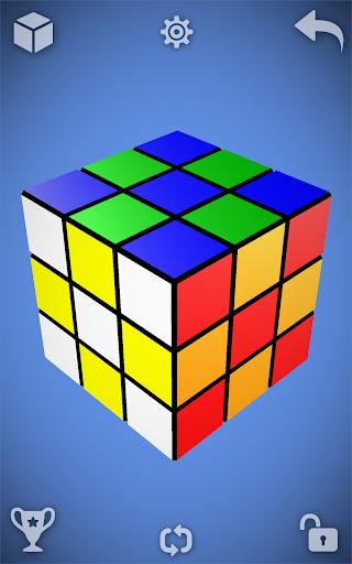 Magic Cube Puzzle 3D 1.14.4 screenshots 17
