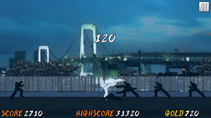 android Taekwon Hero Screenshot 1