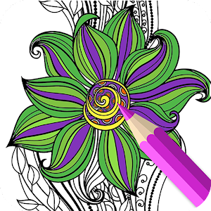 Adult Coloring BookPigment