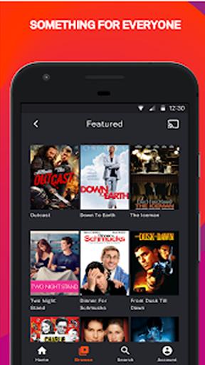 Cyberflix Best Media Player for movies 2k 1.1 screenshots 3