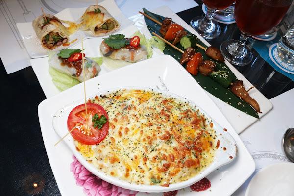 三訪赤崁璽樓 精緻蔬食與典雅老宅 個人套餐新推出