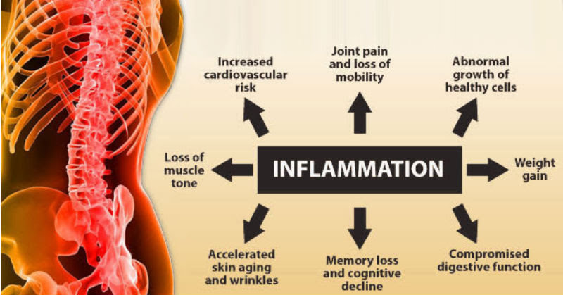9 Effective Ways To Fight Inflammation and Maximize Weight Loss