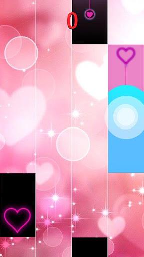 Heart Piano Tiles Pink 1.1.0 Screenshots 4