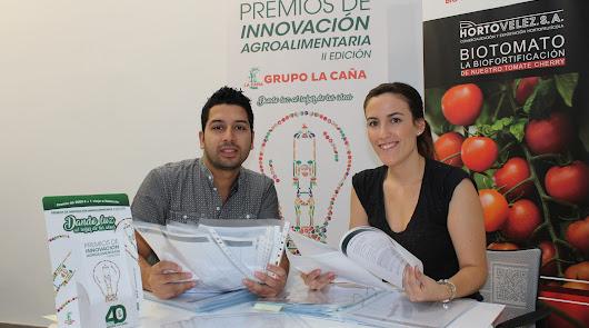 Éxito de participación en los Premios de Innovación Agroalimentaria de La Caña