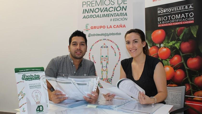 El concurso de La Caña se centra en la innovación aplicada a la agricultura y la alimentación.