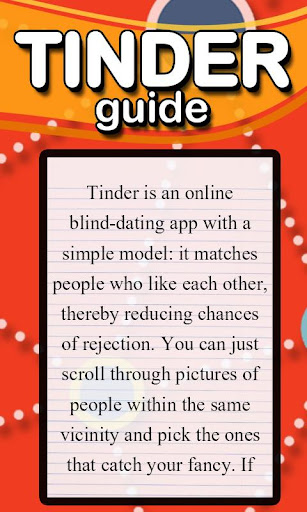 Guide for Tinder