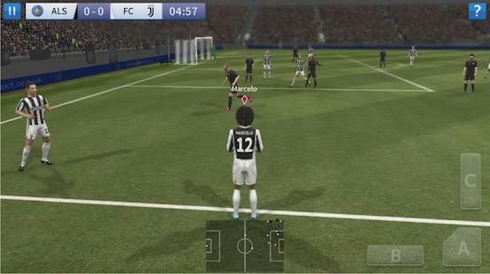 Cheat Dream League Soccer 2017 - náhled