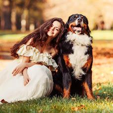 Wedding photographer Marina Polyanskaya (Sunny90). Photo of 08.11.2015