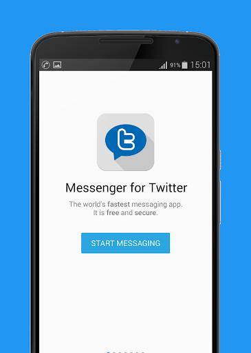 Messenger for Twitter