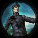 Combat Sniper Zombie Killer 3D icon