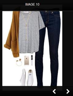 Teen oblečení nápady - náhled