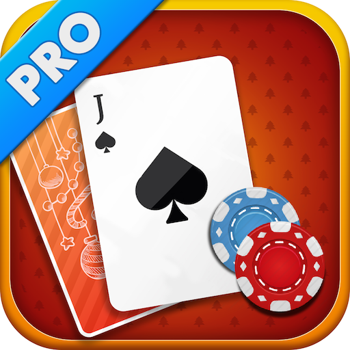 Christmas Gift List Countdown Blackjack Live Pro (game)