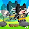 Blocky Bat Jumper Lego Man Game