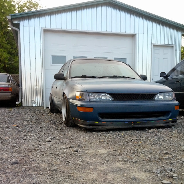 1996 corolla. Just a simple daily driver build! cough cough.. LC-WiINwtoMNF-KPoTVPByh01q2S3BR1eCEpXh-Q-dQ=s643-no