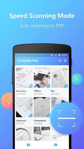 Super Scanner Pro - A  pocket scanner to PDF  screenshots 2