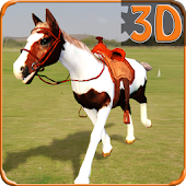 Mountain Horse Kids Simulator
