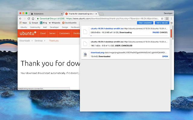 Turbo Download Manager (v2)