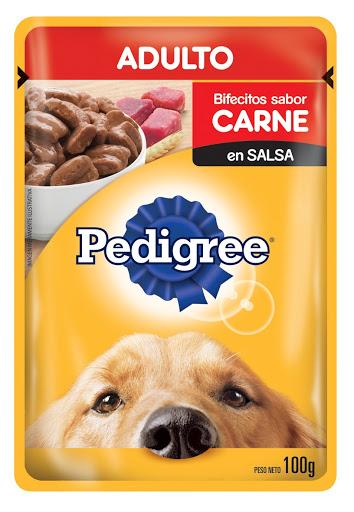 Alimento Para Mascotas Pedigree Adulto Carne 100Gr Pedigree