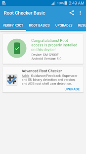 Root Checker Screenshot 2
