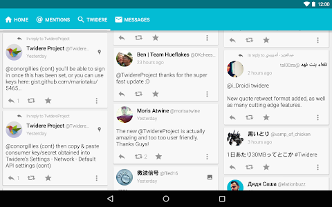 Twidere for Twitter v3.0.6.1