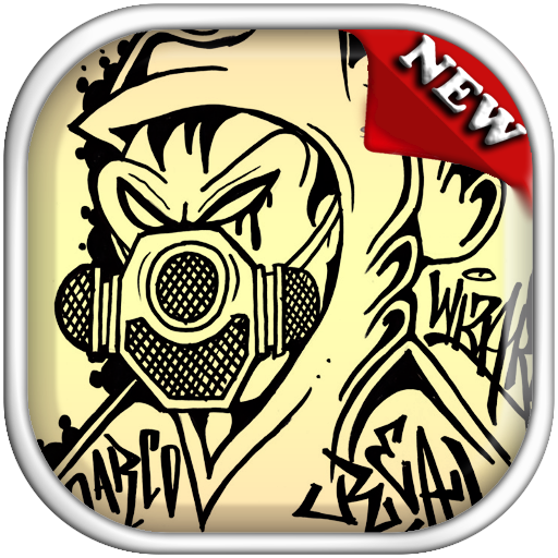 Drawing Graffiti Characters 1.1.2 screenshots 13