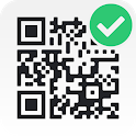 Fast QR Barcode Scanner - All Code Generator icon