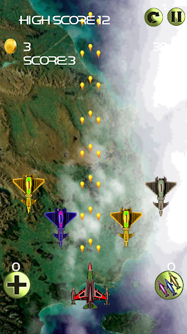 android Modern Jet Fighter Screenshot 3