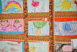 Photo: Aliyah Murph - 3rd Grade North Avondale Montessori Cincinnati, Ohio, U.S.A.
