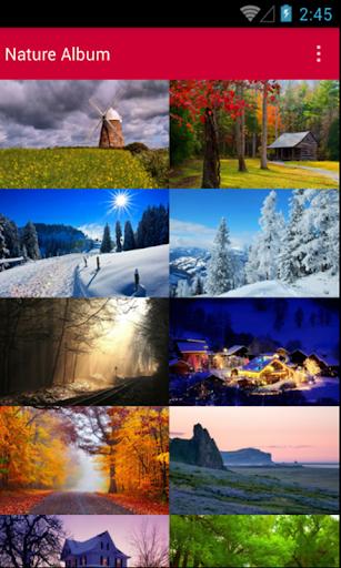 Nature Album Wallpaper