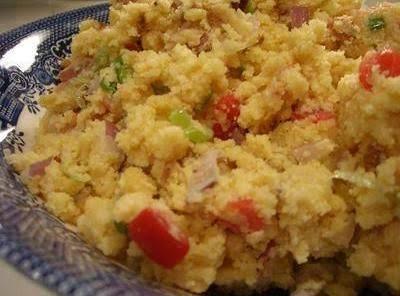 Down Home Corn Bread Salad Recipe