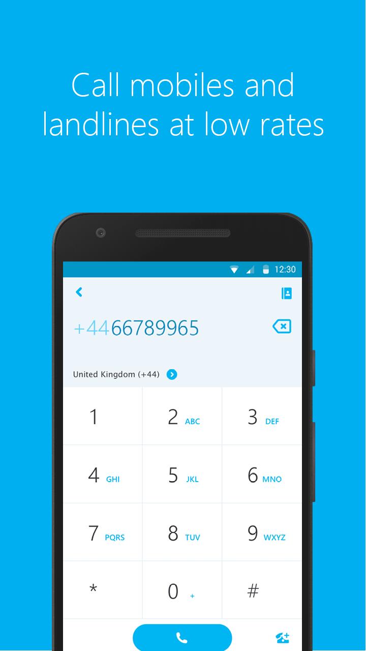 Skype - free IM & video calls screenshot #5