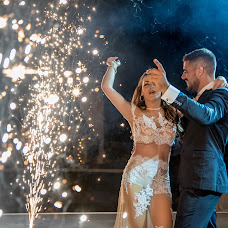 Wedding photographer Manos Mpinios (ManosMpinios). Photo of 19.07.2018