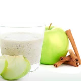 Apple Protein Smoothie.